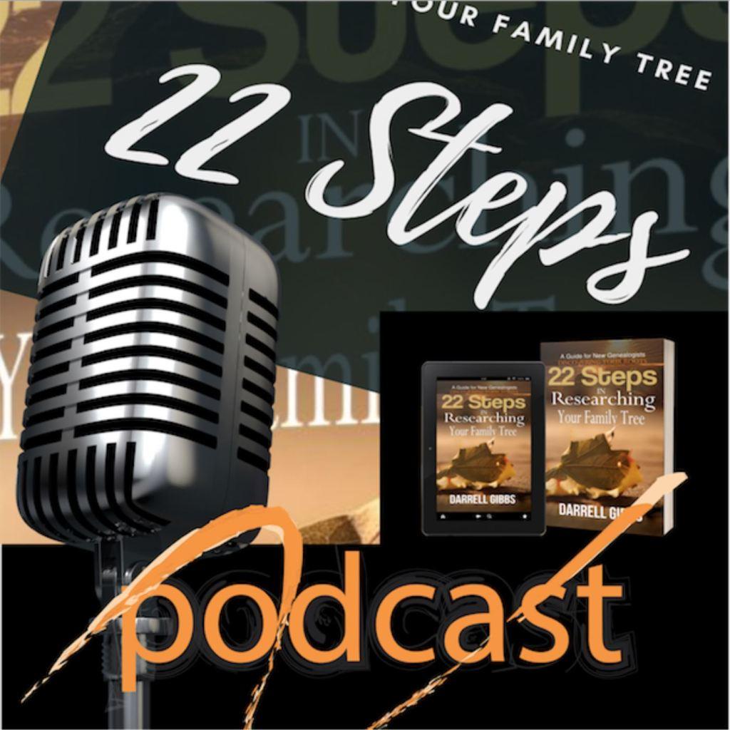 22 Steps Podcast